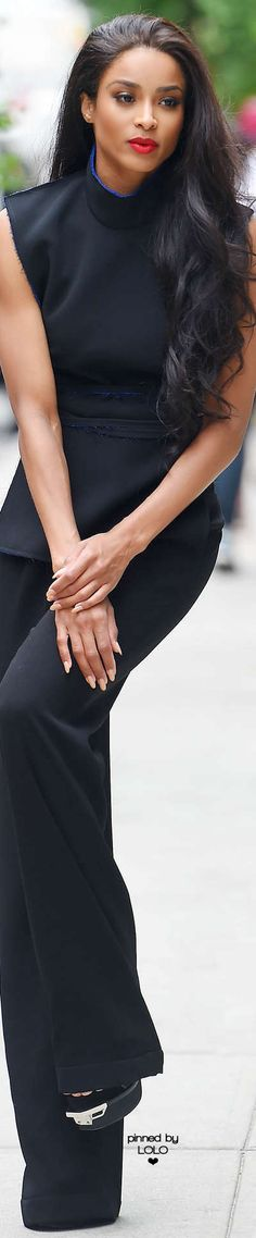 Ciara Photoshoot in Soho| LOLO❤︎