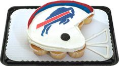Want to bake this Bills cake? Here's how, courtesy of Tops!