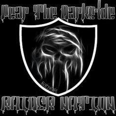 Fear The Darkside RAIDER NATION