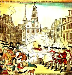 """Informational Reading 1: """"Classroom Crime Scene"""" Instead of just reading the historical story, have the children interact with it by bringing it to life. This teacher used the Boston Massacre and gave her students video clues. Something far less violent could be used as well. I liked the idea of bringing the history to life and letting the students interact with it as opposed to just hearing it."""