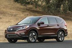The 2016 Honda CR-V has its priorities in the right place, with lots of space and features—but performance takes a back seat. Find out why the 2016 Honda CR-V is rated by The Car Connection experts. Honda Crv 2016, Honda Crv Hybrid, Best Small Suv, Best Lease Deals, Suv Reviews, Suv For Sale, Honda Models, Car Prices, Autos