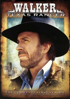Walker, Texas Ranger (TV Series I absolutely loved this show when I was a kid! I told my parents that when I grew up, I was going to marry Chuck Norris😄 Chuck Norris Facts, Tv Vintage, Walker Texas Rangers, Mejores Series Tv, Capas Dvd, Old Shows, Great Tv Shows, Cinema, Cultura Pop