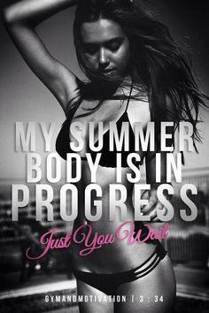 summer body #SlimFastSexySummer