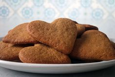 Old-fashioned soetkoekies (traditional South African spice biscuits) | Rainbow Cooking