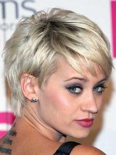 short hair cuts for women over httpshort de pelo corto