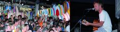 Concerts - BoardRiders House  #surf