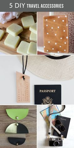 5 DIY Travel Accessories to Make for Your Next Trip