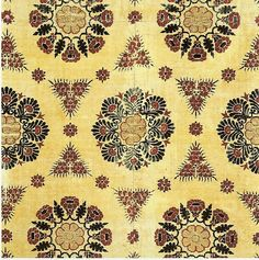 Extant Textiles - Mid to Late 15th Century