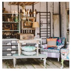 Good to know! | 7 #flea markets and barn #sales you don't want to miss in #2015!