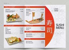 25 high quality restaurant menu design templates food menu