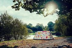 Tempting Technicolor Tents - FieldCandy Helps You Camp with Style (GALLERY)