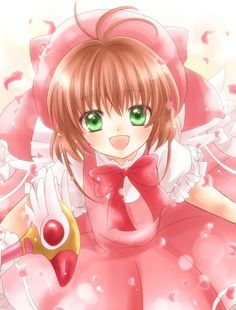 sakura kinomoto heart outfit - Google Search