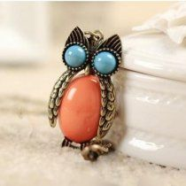 Another GREAT Owl pendant. So beautiful!