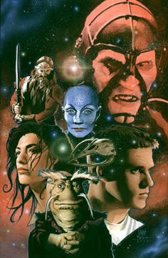 Farscape - still think this is one of the best