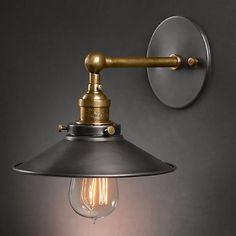 Lampara Pared Vintage Industrial Retro Edison