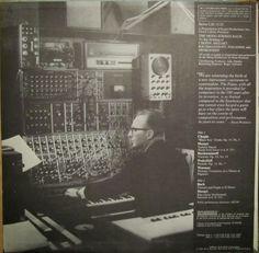 A Closet of Curiosities: The Moog Strikes Bach