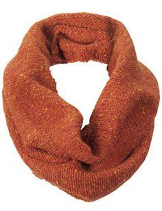 Halsrør i tweed