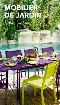 1000 images about mobilier de jardin on pinterest emu - Bricorama mobilier de jardin ...