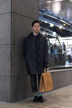 【ストリートスナップ】@Tracy Street of Osaka Fashionsnap.com | Fashionsnap.com