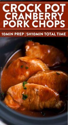 Crockpot Dishes, Crock Pot Cooking, Pork Dishes, Easy Crockpot Pork Chops, Pork Recipes, Crockpot Recipes, Cooker Recipes, Leftover Pork Chops, Recipes