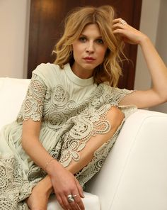 Clemence Poesy Beauty Tips - Chloe Love Story Perfume