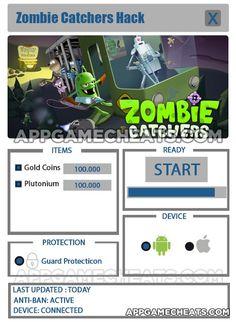 Zombie Catchers Hack & Cheats for Gold Coins & Plutonium  #Action #Strategy #ZombieCatchers http://appgamecheats.com/zombie-catchers-hack-cheats/