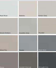 tonos gris-crema