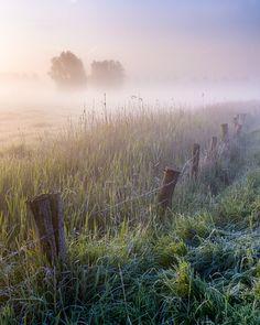 Beautiful Spring morning - Petegem-aan-de-Schelde, Belgium by Bart Heirweg - www.bartheirweg.com