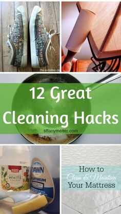 Top Cleaning Hacks For A Clean House - Tiffany Meiter