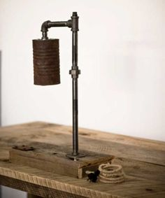 cool - Sean Woolsey | SLAB CITY DESK LAMP