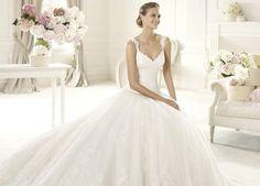 Vestidos para novias con mucho pecho | Preparar tu boda es facilisimo.com