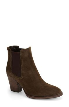 Aquatalia by Marvin K. 'Fairly' Weatherproof Chelsea Bootie (Women) available at #Nordstrom