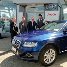 #Bressie announced as brand ambassador for @Audi Ireland Athlone