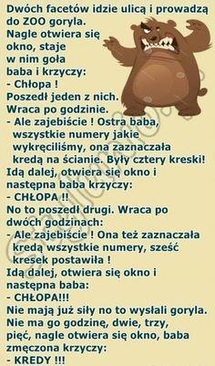30 najlepszych kawałów na poprawę humoru – Demotywatory.pl Haha, Humor, Funny, Ha Ha, Humour, Funny Photos, Funny Parenting, Funny Humor, Comedy