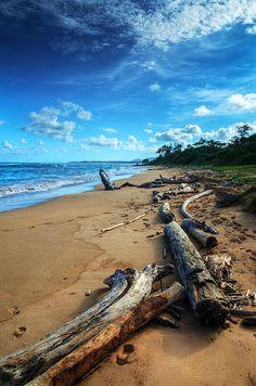 Lydgate state park beach - Kauai, Hawaii