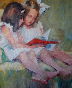 Margaret Dyer | Impressionist Figurative painter | Tutt'Art@ | Pittura * Scultura * Poesia * Musica |