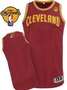 cavaliers blank red the finals patch stitched revolution 30 nba jersey