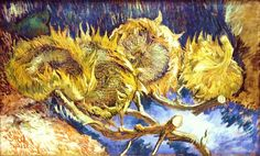 sunflowers by vincent van gogh   Reggio Calabria: riparte la scuola gratuita di italiano per stranieri ...