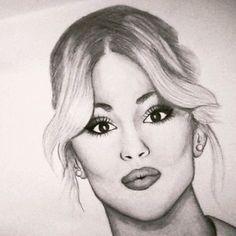 martina stoessel Cool Art Drawings, Disney Drawings, Normal Girl, Diy Art, Celebrities, Artwork, Painting, Birthdays, Martina Stoessel
