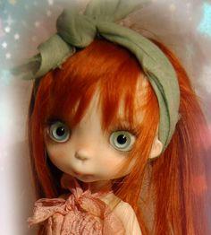 """Miko """"collectionner BJD"""" poupée de résine par Chrishanthi"""