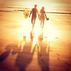 Four Tips For A Beautiful Beach Wedding Beach Wedding Photos, Sunset Wedding, Pre Wedding Photoshoot, Hawaii Wedding, Wedding Images, Beach Photos, Wedding Shoot, Wedding Pictures, Crazy Wedding