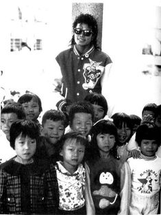 観光ガイド通訳が語るマイケル・ジャクソン/1987:中国:広東省中山市訪問