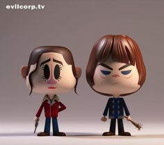 Toy Designer Kibooki Issues a Few More Awesome Stranger Things Vinyl Toy Concepts - http://www.entertainmentbuddha.com/toy-designer-kibooki-issues-a-few-more-awesome-stranger-things-vinyl-toy-concepts/
