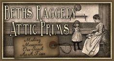 Beths Raggedy Attic Prims