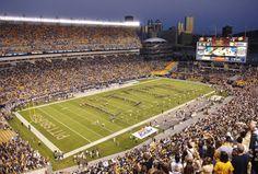 Pittsburgh's Heinz Field #Pittsburgh #Pitt #Panthers