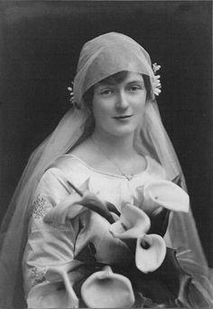 Bride 1920s