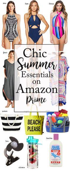 12 Pool Essentials on Amazon Prime   Style Your Senses