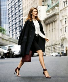 Catherine McNeil in Harper's Bazaar US...