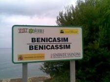 Cartel Benicasim / Benicassim