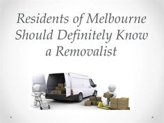 We have been providing the removals services in Melbourne and its Suburb with total dedication for years and have got expertise to understand the needs of our clients without any complication.For More Info: http://www.melbcheapsuburbmovers.com.au/